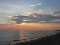 Tramonto baia del sole  - Scoglitti (4360 clic)