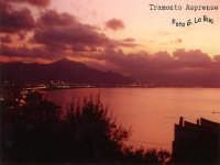 I colori di Aspra al tramonto  - Aspra (5663 clic)