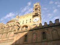 bellissima la cattedrale  - Palermo (1351 clic)