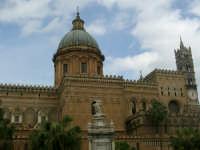 la cattedrale  - Palermo (3349 clic)