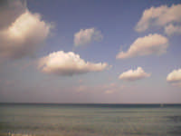 la bellissima spiaggia di mondello  - Mondello (1585 clic)