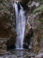 Cascata del CATAFURCO Galati Mamertino (Me)  - Galati mamertino (6667 clic)