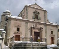 La chiesa MADRE di Galati Mamertino (Me).  (con neve)  - Galati mamertino (13566 clic)