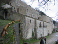 Santuario di S. Rosalia alla Quisquina  - Santo stefano quisquina (8132 clic)