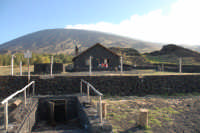 Monte Etna. Rifugio Galvarina. 1878 m s.l.m.  - Nicolosi (7379 clic)