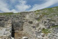 Parco archeologico di Monte Jato (resti del IV secolo a.C.)  - San giuseppe jato (4042 clic)