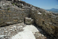 Parco archeologico di Monte Jato (resti del IV secolo a.C.)  - San giuseppe jato (4311 clic)