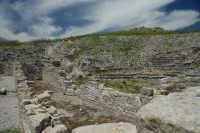 Parco archeologico di Monte Jato (resti del IV secolo a.C.)  - San giuseppe jato (4477 clic)