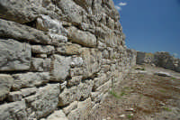 Parco archeologico di Monte Jato (resti del IV secolo a.C.)  - San giuseppe jato (3810 clic)