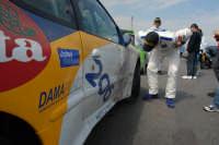 Targa Florio 2006. Esame dei pneumatici a fine speciale  - Termini imerese (2378 clic)