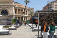 Palermo ospita il mondo visto dall'alto al Politeama. PALERMO PAOLO LELIO PALMERI