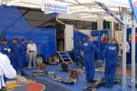 Targa Florio 2006. Il team aspetta il campione dopo la prima prova  - Termini imerese (2395 clic)