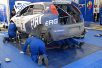 Targa Florio 2006. Assistenza ad Aundreucci  - Termini imerese (2092 clic)