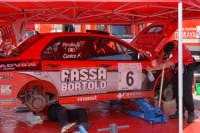 Targa Florio 2006. Assistenza a Cunico  - Termini imerese (2395 clic)