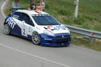 Targa Florio 2006. Andreucci nella speciale Montemaggiore  - Montemaggiore belsito (3549 clic)