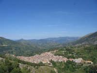 Isnello - visto da Montagna Grotta Grande  - Isnello (2434 clic)
