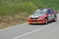 Targa Florio 2006. Cunico nella speciale Montemaggiore  - Montemaggiore belsito (3264 clic)
