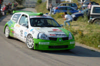 Targa Florio 2006. Momenti della competizione  - Montemaggiore belsito (3652 clic)