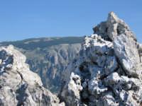 Il Massiccio delle Madonie visto da Piano Prato  - Gratteri (3725 clic)