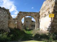 Castello d'Inici - Ingresso  - Castellammare del golfo (1312 clic)