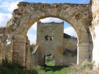 Castello d'Inici - Ingresso  - Castellammare del golfo (1329 clic)