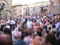 Processione del Santo San Mauro Abate Luglio 2006  - San mauro castelverde (2570 clic)