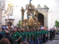 Processione del Santo San Mauro Abate Luglio 2006  - San mauro castelverde (2705 clic)