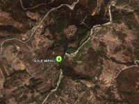 U MiriKu  Le Gole del Tiberio viste dal satellite.  - San mauro castelverde (3267 clic)