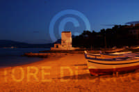Spiaggia all'imbrunire  - Sant'elia (3550 clic)