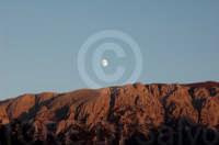 Luna sulle montagne.  - Madonie (4389 clic)