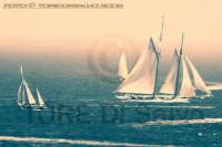 Regata barche a vela d'epoca. PALERMO TORe-Di-Salvo