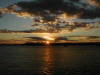 non ci sono parole per descrivere la bellezza dei tramonti siracusani...  - Siracusa (4849 clic)