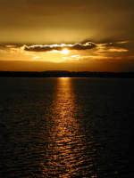 tramonto  - Siracusa (2615 clic)