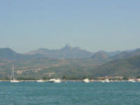 Vista Panoramica. Foto scattata dai Laghetti di Marinello.   - Falcone (6790 clic)