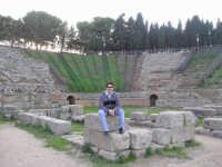 Teatro Greco di Tyndaris. La città antica di Tindari.  - Tindari (17624 clic)