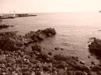 Scorcio della baia  - Capo mulini (4057 clic)