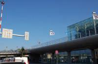 Scorcio della nuova aerostazione di fontanarossa-Vincenzo Bellini  - Catania (2052 clic)