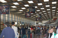 Scorcio della vecchia  aerostazione Fontanarossa-  - Catania (3788 clic)