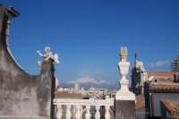 Etna vista da porta Uzeda.  - Catania (1785 clic)