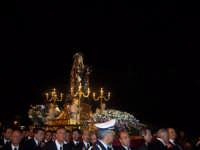 Processione del Venerdi Santo.La Madonna Addolorata,preceduta dal simulacro del Cristo morto.   - Paternò (1898 clic)
