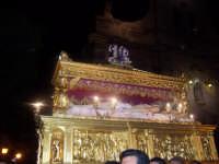 Processione del Venerdi Santo.Simulacro del Cristo morto.  - Paternò (2841 clic)