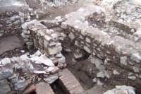 Scavi archeologici sulla collina storica,2005.  - Paternò (4621 clic)