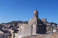 Collina storica vista da S.Maria dell'Alto.  - Paternò (1420 clic)
