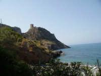 Baia di Torre Normanna  - Torre normanna (6245 clic)