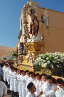 Pasqua 2011 a Paternò.Chiesa S. Margherita (1598 clic)