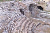 Taormina.Piccolo teatro greco a ridosso di Palazzo Corvaja.  - Taormina (4043 clic)