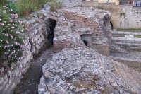 Taormina.Piccolo teatro greco-romano a ridosso di Palazzo Corvaja.  - Taormina (4010 clic)