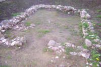 Santuario sub urbano arcaico,V-VI sec.a.C.  - Giardini naxos (3118 clic)