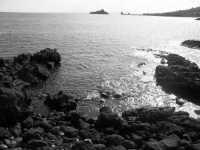 Aci trezza vista da Capo Mulini  - Aci trezza (1538 clic)