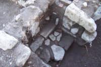 Recenti scavi alla collina storica.2006.  - Paternò (3838 clic)
